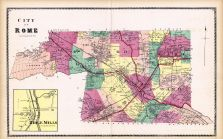 Rome - City 001, Ridge Mills, Oneida County 1874