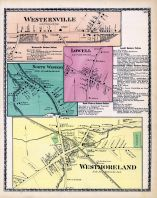 Westernville, Lowell, North Western, Westmoreland, Oneida County 1874