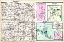 Pompey, Watervale, Delphi, Buellville, Pompey Center, Pompey Hill, Onondaga County 1874