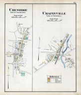 Cheshire, Chapinville