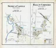 Seneca Castle, Hall
