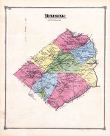 Minisink, Orange County 1875