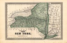 New York State - Plan, Orange County 1875
