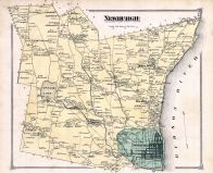 Newburgh New York Map.Historic Map Works Residential Genealogy