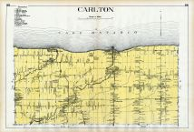 Carlton, Orleans County 1913
