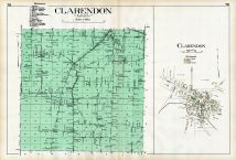 Clarendon, Orleans County 1913