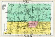 Gaines, Albion, Orleans County 1913