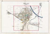 Holley, Orleans County 1913