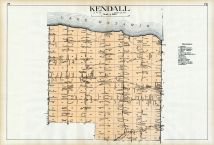 Kendall, Orleans County 1913