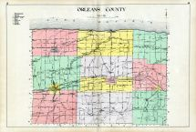 Orleans County, Orleans County 1913