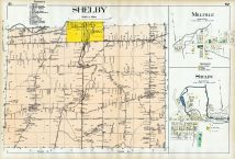 Shelby, Millville, Orleans County 1913