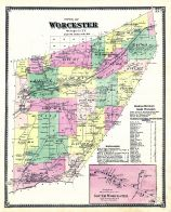 Worcester, South Worcester, Otsego County 1868