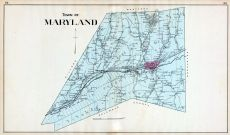 Maryland Town, Otsego County 1903