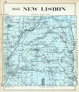 New Lisbon Town, Otsego County 1903