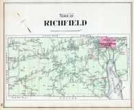 Richfield Town, Otsego County 1903