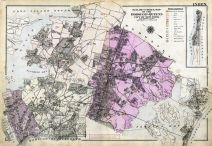 Index Map, Queens 1909