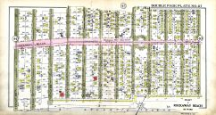 Plate 041, Queens 1919 Far Rockaway and Rockaway Beach