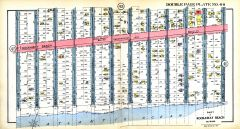 Plate 044, Queens 1919 Far Rockaway and Rockaway Beach