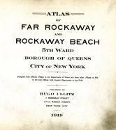 Title Page, Queens 1919 Far Rockaway and Rockaway Beach