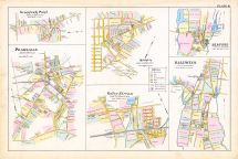 Plate 016, Queens County 1891 Long Island