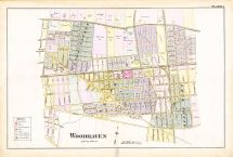 Plate 017, Queens County 1891 Long Island