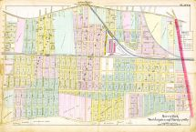 Plate 018, Queens County 1891 Long Island