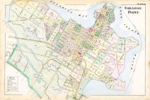 Plate 022, Queens County 1891 Long Island