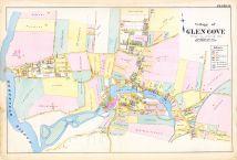 Plate 025, Queens County 1891 Long Island