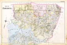 Plate 028, Queens County 1891 Long Island