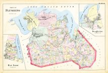 Plate 029, Queens County 1891 Long Island