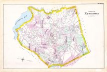 Plate 030, Queens County 1891 Long Island