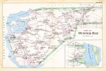 Plate 032, Queens County 1891 Long Island