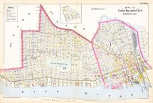 Plate 004, Queens County 1891 Long Island