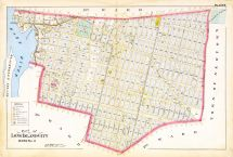 Plate 006, Queens County 1891 Long Island