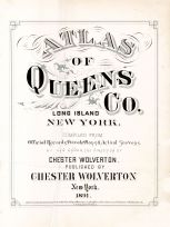 Title Page, Queens County 1891 Long Island