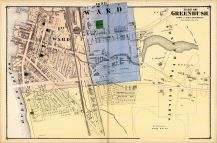 Greenbush - Part of 003, Rensselaer County 1876