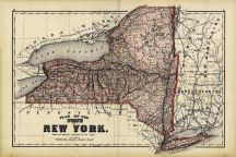 New York State - Plan, Rensselaer County 1876