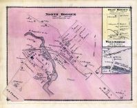 North Hoosick, West Hoosick, Walloomsac, Rensselaer County 1876