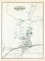Monsey Map, Rockland County 1876