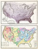 United States Climatical and Geological Maps, Rockland County 1876