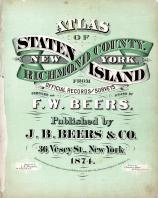 Staten Island and Richmond County 1874