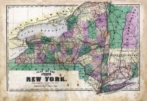 State Map New York 2