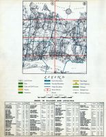 Index Map, Suffolk County 1941 Western Half
