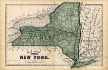 New York State - Plan, Sullivan County 1875