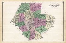 Sullivan County - Plan, Sullivan County 1875