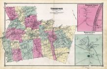 Thompson, Bridgeville, Thompsonville, Sullivan County 1875