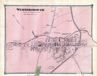 Wurtsborough, Sullivan County 1875