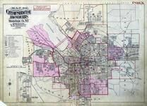 Index Map, Syracuse and Suburbs 1924