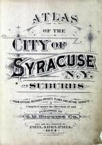Syracuse and Suburbs 1924