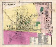 Waverly, Factoryville, Tioga County 1869